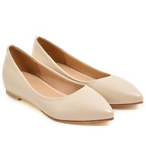 KemeKiss Shoes Color Beige Multi Penny on Spring Casual Womens Slip Comfort PWnPHgqv