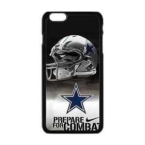 NFL Prepare for combat fashion plastic phone case for iPhone 6 plus