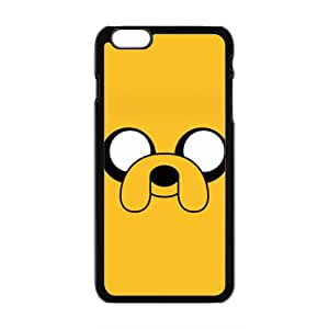 JIAJIA Yellow Lovely Snoop Dogg Cell Phone Case for Iphone 6 Plus