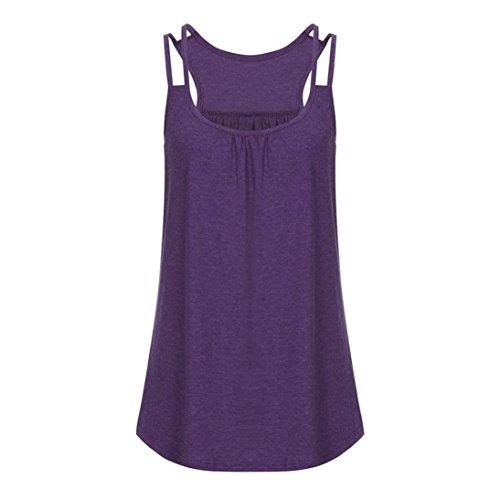 Tonda Tinta Lilla SANFASHION T Donna A Bekleidung Shirt Bottoni con Unita Punta 4FZBFTqz