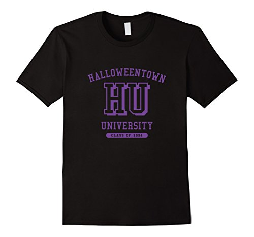 Mens Halloweentown university scary halloween t-shirt 2XL (Halloweentown University)