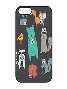 WMSHOPE? iPhone 4 4s Case Cover WILDLIFEOBSERVATION FOR