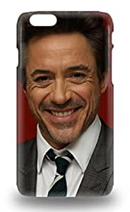 Fashionable Style 3D PC Case Cover Skin For Iphone 6 Robert Downey Jr American Male Iron Man ( Custom Picture iPhone 6, iPhone 6 PLUS, iPhone 5, iPhone 5S, iPhone 5C, iPhone 4, iPhone 4S,Galaxy S6,Galaxy S5,Galaxy S4,Galaxy S3,Note 3,iPad Mini-Mini 2,iPad Air )