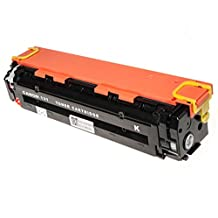 Toners & More ® Compatible Black Laser Toner Cartridge for Canon 131 131A 131X 6269B001AA Black Works with Canon ImageClass LBP7110Cw ImageClass MF624Cw ImageClass MF628Cw ImageClass MF8280Cw