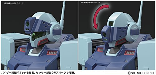 Bandai Hobby MG 1/100 GM Sniper II Gundam 0080 Action Figure by Bandai Hobby (Image #5)