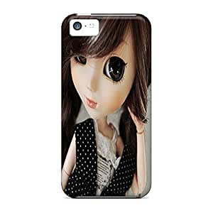 Designed phone cover case Fashionable Design cover iphone 5s for you - doll