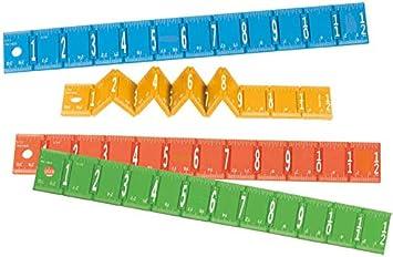 12-inch Folding Ruler