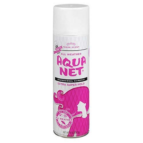 Aqua Net Professional Hair Spray Extra Super Hold 3 Fresh Scent, 11 Oz (Pack of - Net Hair Aqua Spray