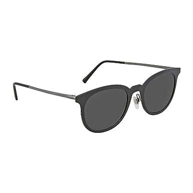 cc7e08943a Amazon.com  Burberry Men s 0BE3093 Black Grey One Size  Clothing