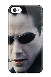 Evelyn C. Wingfield's Shop For Iphone 4/4s Premium Tpu Case Cover The Matrix Protective Case