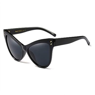 SUGLAUSES Gafas de sol Refuerzo Bisagra De Metal Oversize ...