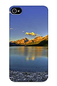 Fashionable Style Case Cover Skin Series For Iphone 4/4s- Spray Lakes Canada