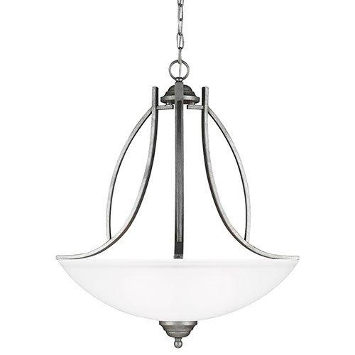 Seagull 6631403-57 Three Light Pendant