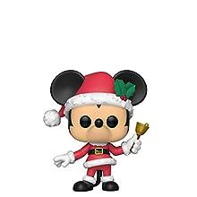Funko Pop! Figura De Vinil Disney: Holiday - Mickey