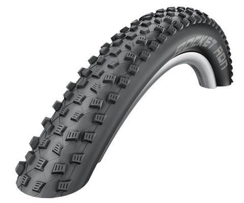 (SCHWALBE Rocket Ron 27.5x2.80 Folding Pace Star Tubeless Ready Snakeskin 127TPI 17-38PSI Black Bike Tire)