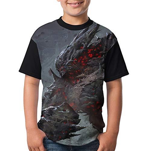SMASHER OPERATION CHIMERA OUTBREAK Children Boy's Girl's Short Sleeve Round Neck Funny Tank Tshirt 31 for $<!--$19.98-->