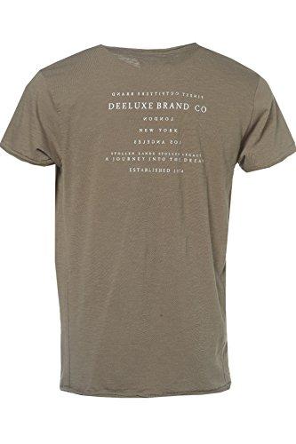 Deeluxe Herren T-Shirt braun braun