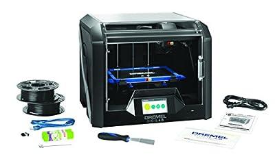Dremel DigiLab 3D45 3D Printer; Advanced Material like Nylon & Eco-ABS