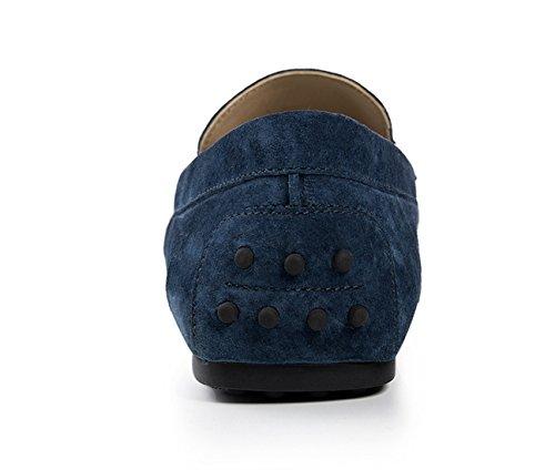 Z0052 MiyooparkEUMY Miyoopark 39 foncé Bleu Homme Sandales Plateforme Noir 5qpr6qPx