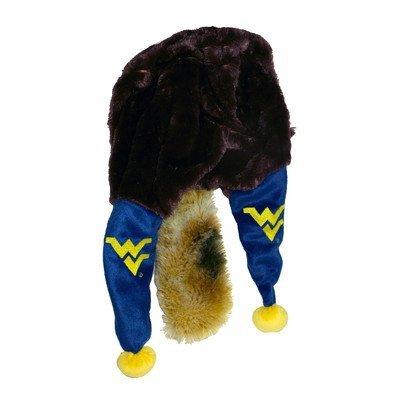 NCAA Mascot Dangle Hat NCAA Team: West Virginia