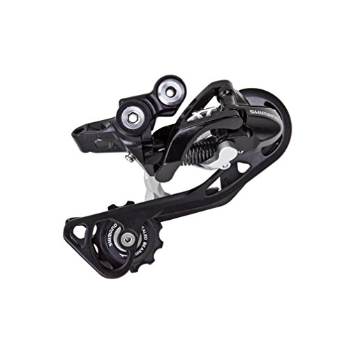 Shimano RD-M781 XT Rear 10 Speed Derailleur with Long Cage, Silver by Shimano