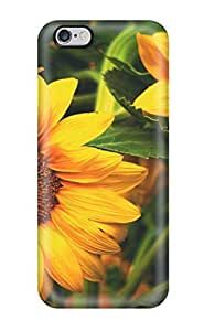 New Arrival Cover Case With Nice Design For Iphone 6 Plus- Flower
