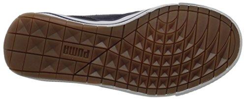 PUMA 917 Fun Denim Kids Sneaker (Little Kid/Big Kid), Peacoat/Lilac Snow/Patent/Lavender, 5.5 M US Big Kid by PUMA (Image #3)