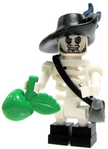 LEGO Minifigure - Pirates of The Caribbean - Skeleton Hector BARBOSSA]()
