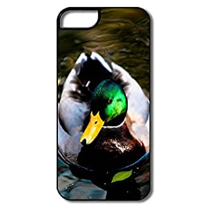Designed Case Particular Wild Duck For IPhone 5/5s by icecream design