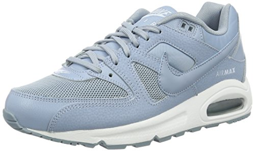 Nike Damen WMNS Air Max Command Gymnastik Blu (Blue Grey/White/Blue Tint)
