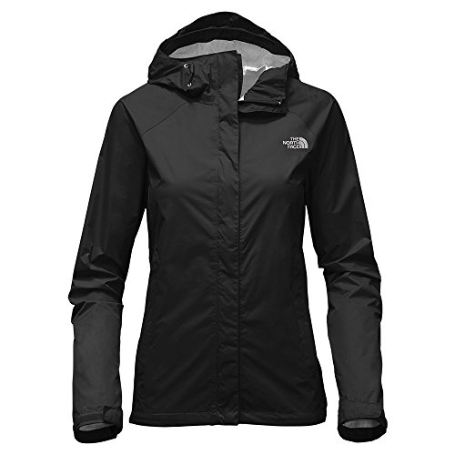 The North Face Women's Venture Jacket, TNF Black Large