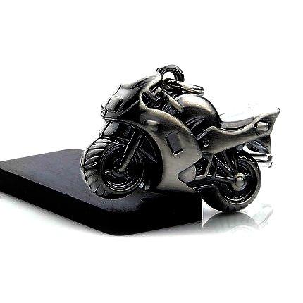 HFJ&YIE&H Llavero de casco de moto Harley Llave de coche de motocicleta colgante llave de regalo