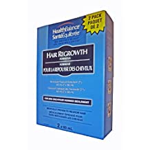 Hair Regrowth Formula - 60 days - Medically Proven