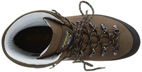 Homme Bajura Marron Asolo a519 Randonnée Montantes Marron Gv De Chaussures R4SBY4P