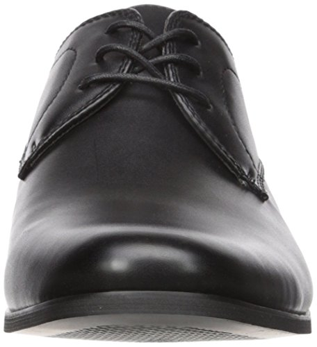 Perry Ellis Mens Ryan Oxford Noir