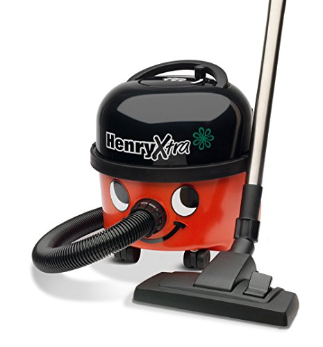 Numatic Henry Extra Vacuum Cleaner with AutoSave Technology HVX200 - (Creek House 2 Piece)