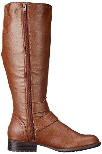 Cognac X LifeStride Women's Wc Boot Riding Must 5Y5xnr