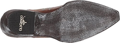 Old Gringo Women's Bonnie 13'' Relaxed Fit Chocolate/Brass 7.5 B US by Old Gringo (Image #2)
