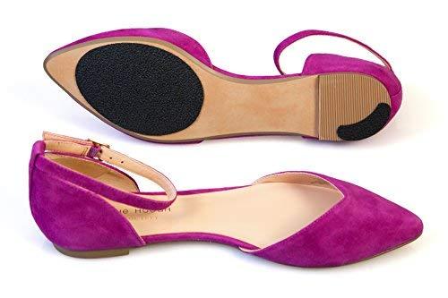 Gripalicious: Shoe Sole Non-Slip Grip, Self-Adhesive Anti-Slip, Black, 2 Pairs (Large: 2.8 x 4 inches)