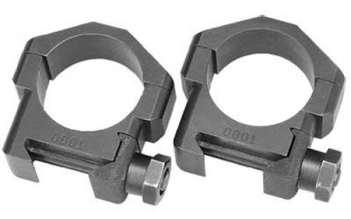 Badger 30mm Scope Ring Standard Alloy Picatinny