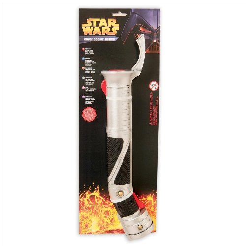 Rubie's Costume Co Count Dooku Lightsaber Costume