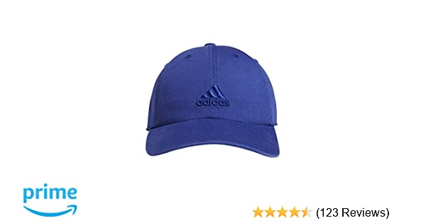 Amazon.com  adidas Women s Saturday Relaxed Adjustable Cap 12260ed4bb