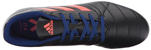 adidas Women's Ace 17.4 FG W Soccer Shoe, Black/Easy Coral/Mystery Ink, 7.5 Medium US by adidas (Image #8)