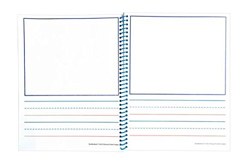 Excellerations PREKJRNL Beginner's Story Journals (Pack of 12)