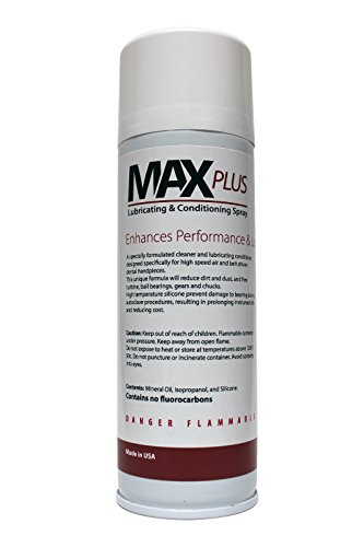 Signature Dental Max Lubricating Handpiece Spray - 6 Oz
