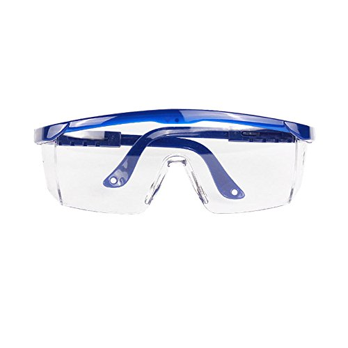 ecaf3c55cfd Kyerivs Scratch Resistant Safety Glasses With Clear Lenses ...