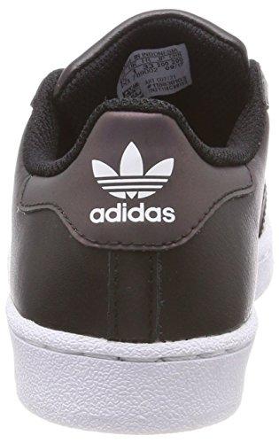 Ftwbla C Adidas Unisex Zapatillas 000 De Negbas Superstar Negro Deporte Niños negbas qApvvOnxg
