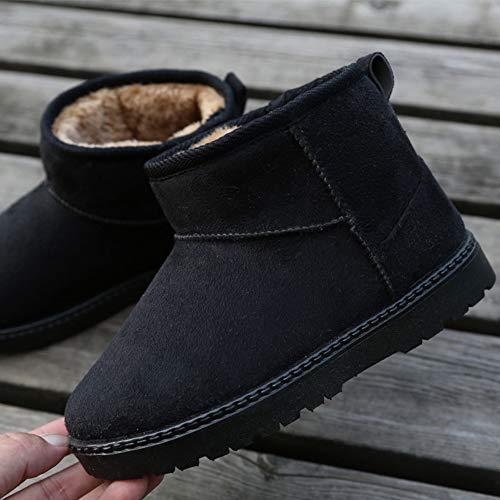 Neve Casual Scarpe Stivali Caldo Invernali Stivaletti da Bambini 7CwT6xqw