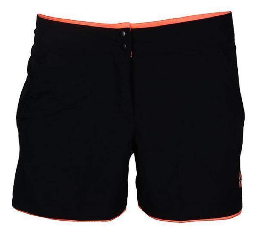 Lotto Women`s Nixia Tennis Short Black (Medium)