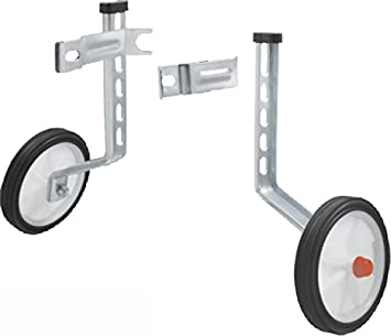 RMS - Ruedas regulables para bicicleta de 12 a 20